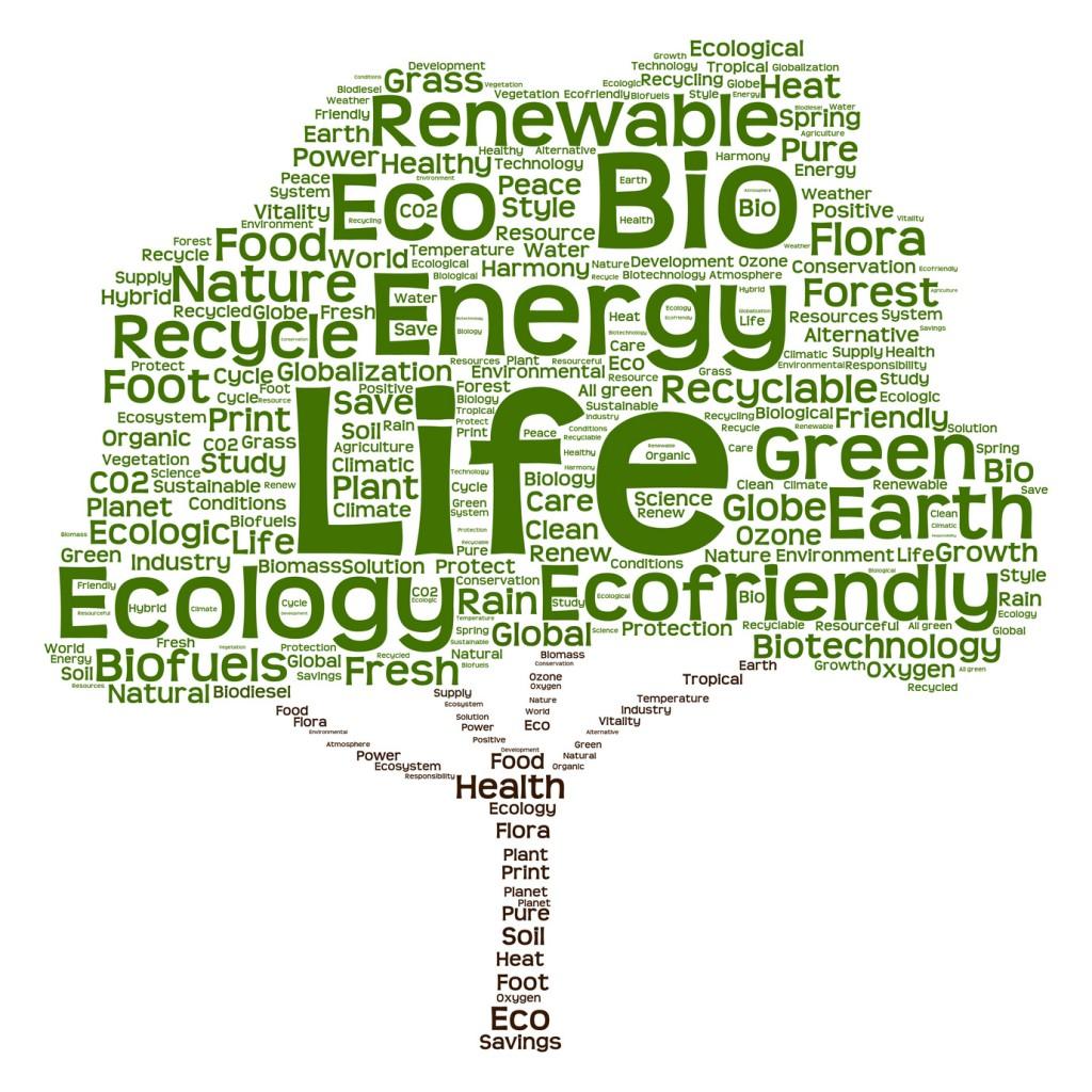 Energia, życie, zdrowie, ekologia, środowisko, natura